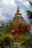 Wat Na Phra Lan, Lan del Na de Laem, Samui, Tailandia Imágenes de archivo libres de regalías