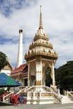 Wat Na Phra Men foto de stock