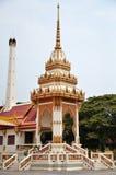 Wat Na Phra Men in Ayutthaya Lizenzfreies Stockfoto