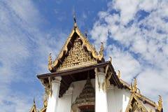 Wat Na Phra Men Stock Images