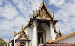 Wat Na Phra Men Stock Photos