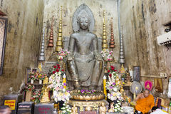 Wat Na Phra Men Royalty Free Stock Photo