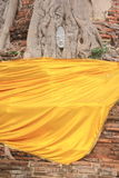Wat Na Phra Meru Stockfotos