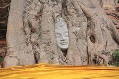 Wat Na Phra Meru Lizenzfreies Stockbild
