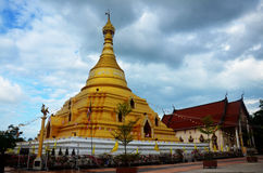 Wat Nakhon Chum at Kamphaeng Phet Thailand Royalty Free Stock Photo