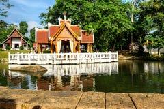 Wat Nam Hu , Pai, Royalty Free Stock Photography