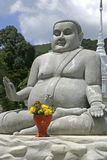 Wat Nam Noi Nai em Hatyai, Tailândia fotos de stock