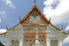 Wat Nam Noi Nai en Hatyai, Tailandia Fotografía de archivo