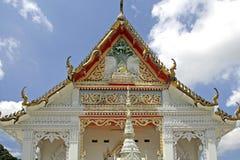Wat Nam Noi Nai i Hatyai, Thailand Arkivbild