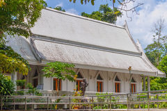 Wat Nam Tok Hin Lad, Koh Samui, Thailand Royalty Free Stock Photo