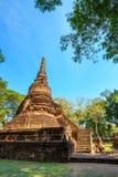 Wat Nang Phaya en el parque histórico del Si Satchanalai en Sukhothai, Tailandia Fotos de archivo