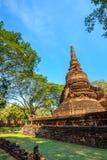 Wat Nang Phaya en el parque histórico del Si Satchanalai en Sukhothai, Tailandia Imagen de archivo libre de regalías