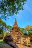 Wat Nang Phaya en el parque histórico del Si Satchanalai en Sukhothai, Tailandia Imagen de archivo