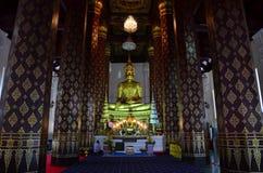 Wat Naphrameru阿尤特拉利夫雷斯泰国 库存照片