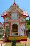 Wat Nara Charoen Suk, Koh Samui, Tailandia Imágenes de archivo libres de regalías