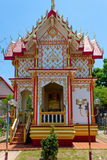Wat Nara Charoen Suk, Koh Samui, Thailand Lizenzfreie Stockbilder