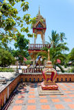 Wat Nara Charoen Suk, Koh Samui, Thailand Stockfoto