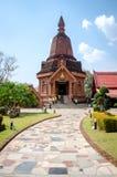 WAT NEARAMIT VIPASSANA, Loei, Thailand lizenzfreie stockfotos