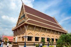 WAT NEARAMIT VIPASSANA, Loei, Thailand stockfotografie