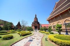 Wat Neramit Vipassana, Neramit Vipassana temple, Loei Thailand Stock Image