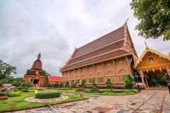 Wat Neramit Wipatsana Loei, Thailand lizenzfreie stockfotografie