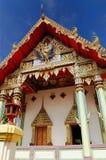 Wat Nikrodharam Royalty Free Stock Photos