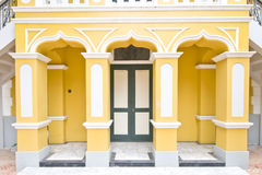 Wat Nivet Portuguese style Royalty Free Stock Photography