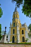 Wat Niwet Thamma Prawn Ayutthaya Thaïlande Photos libres de droits