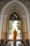 Wat Niwet Thammaprawat. Church in Wat Niwet Thammaprawat at ayutthaya ,thailand Stock Photos