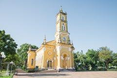 Wat Niwet Thammaprawat Church in ayutthaya Thailand Royalty Free Stock Photography