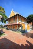 Wat Niwet Thammaprawat, temple thaïlandais dans le style d'un G anglais Image libre de droits
