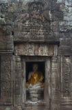 Wat Nokor. Καμπότζη Στοκ Εικόνες
