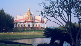 Wat Non Kum ou Wat Luang Pho To Photo stock