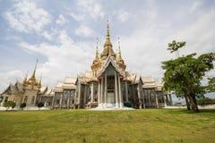 Wat Non Kum Temple, Nakhon Ratchasima, Thailand Stock Afbeeldingen