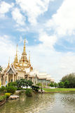 Wat Non Kum, Temple in Nakhon Ratchasima Thailand Royalty Free Stock Images