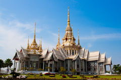 Wat Non Kum, Thailand Stock Foto's