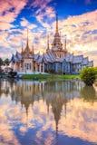Wat Non Or Wat Somdej Toh Brahmaramsi Royalty Free Stock Photos