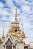 Wat None in Nakhon Ratchasima. Landmark wat thai, Wat None in Nakhon Ratchasima province Thailand stock photography