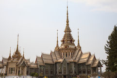 Wat None Kum,Thailand Stock Photo