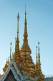 Wat Nonekum寺庙到达地在泰国 免版税库存照片