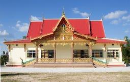 Wat Nong Chot in Maha Sarakham. Nong Chot Maha Sarakham or Temple of the Dawn in Maha Sarakham Thailand Royalty Free Stock Photos