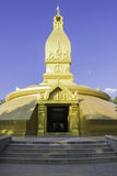 Wat Nong Pha Pong Temple Thailand Royalty Free Stock Image