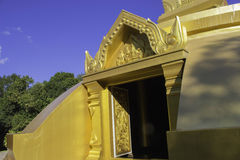Wat Nong Pha Pong Temple Thailand Royalty Free Stock Photo