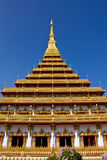 Wat Nong Waeng in Khonkaen Stock Images