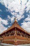 Wat Nong Waeng temple, Thai Royal Temple. Royalty Free Stock Image