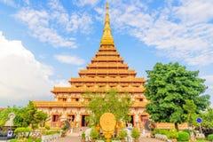 Wat Nong Wang-tempel Royalty-vrije Stock Afbeeldingen