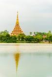 Wat Nong Wang tempel Arkivbilder