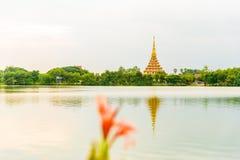 Wat Nong Wang temple. Wat Nong Wang temple in Khon Kaen,Thailand Royalty Free Stock Photos
