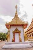 Wat nong wang, thai tempel Royaltyfri Fotografi