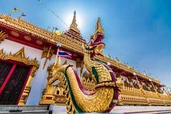 Wat Nongwang Стоковые Изображения RF